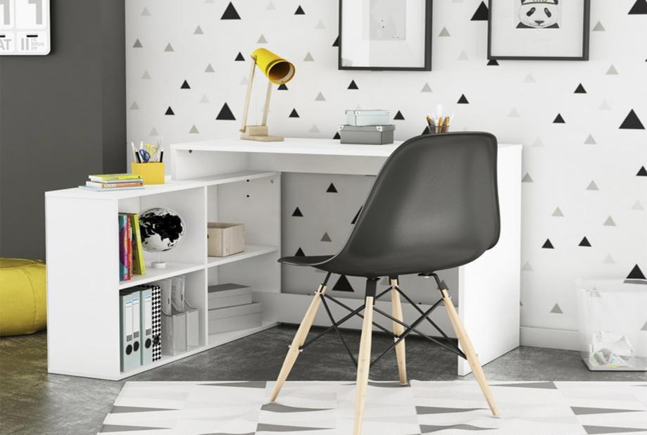 Mesas de oficina - Liquidatodo - Escritorio de rincon moderno y ...