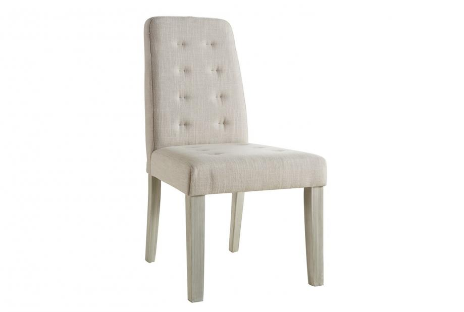 Sillas de comedor liquidatodo pack de 2 sillas de for Sillas de comedor tapizadas modernas
