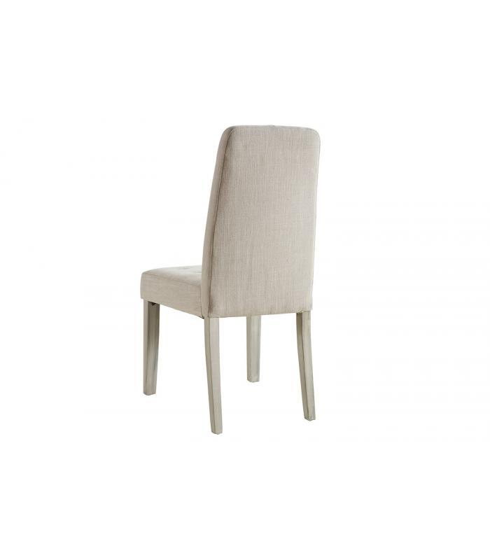 Sillas de comedor liquidatodo silla de comedor moderna for Sillas tapizadas para comedor