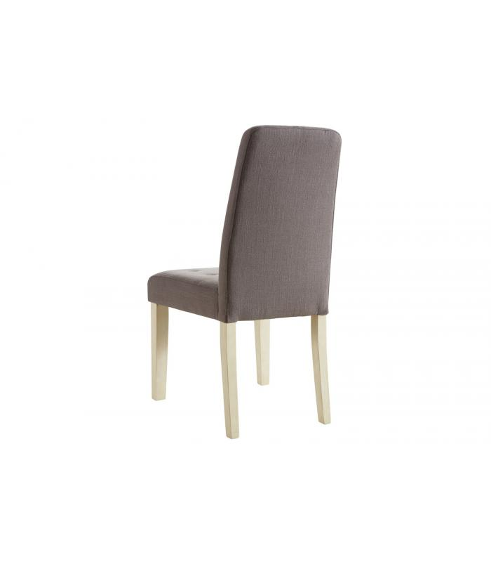 Sillas de comedor liquidatodo pack 2 sillas de comedor for Sillas comedor tapizadas modernas