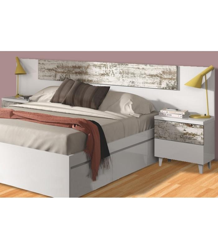 Dormitorios completos liquidatodo dormitorio for Cuartos completos