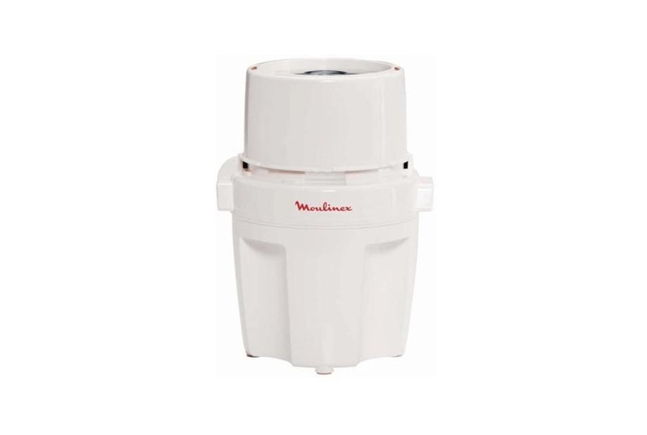 Liquidación de Picadora eléctrica Moulinex A 320 R1 0.6L 700W Color blanco todo tipo de alimentos