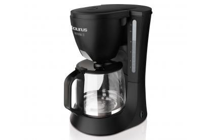 Liquidación de Cafetera de filtro para 12 tazas Taurus Verona 12 Independiente Negro