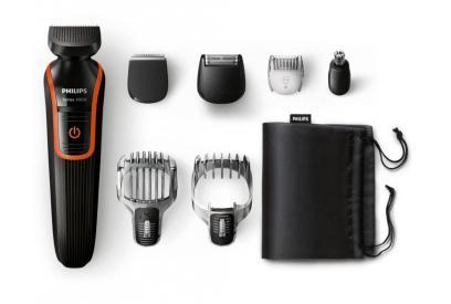 Liquidación de Recortador de barba y pelo 7 en 1 Philips Multigroom QG3340/16