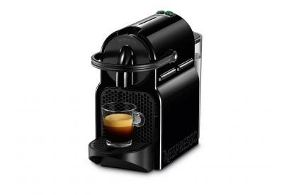 Liquidación de Máquina de café en cápsulas 10 tazas DeLonghi INISSIA EN 80.B Independiente Semi-automática 0.8L Negro