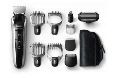 Liquidación de Recortador corporal 10 en 1 Philips MULTIGROOM Series 7000 QG3380/16