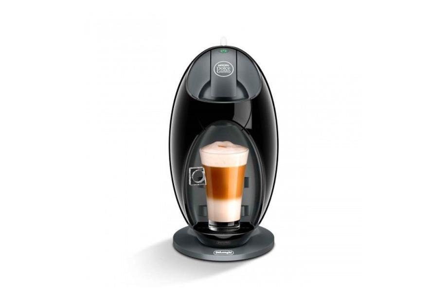Liquidación de Máquina de café en cápsulas DeLonghi EDG 250.B Independiente Semi-automática 0.8L Negro cafetera eléctrica