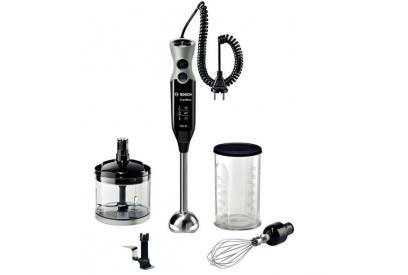 Liquidación de Batidora de vaso Bosch MSM67170 750W Negro, Plata licuadora