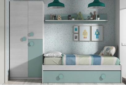 Dormitorio juvenil Snuba