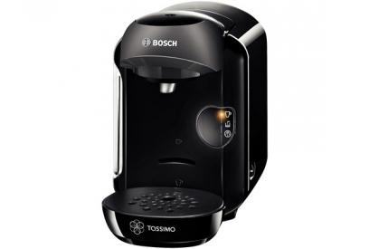 Liquidación de Máquina de café en cápsulas Bosch TAS1252 Independiente 0.7L Negro cafetera eléctrica