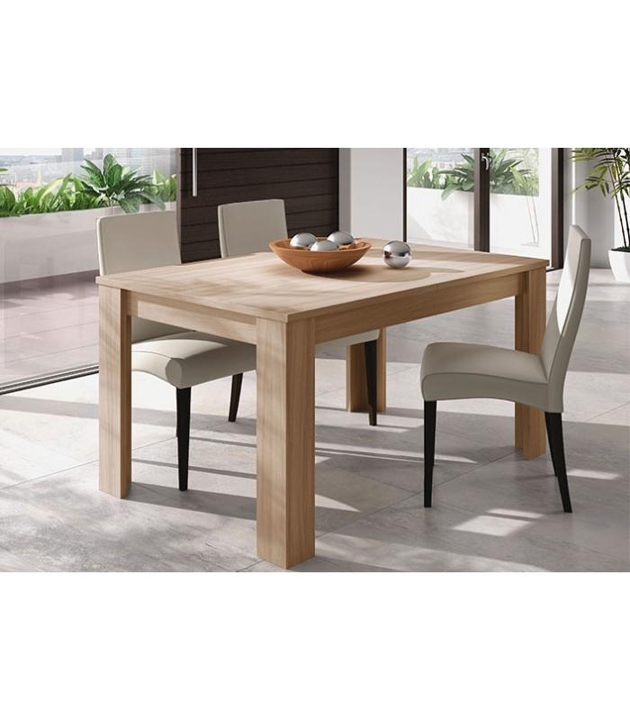 Mesas de comedor liquidatodo mesa comedor extensible - Mesas auxiliares comedor ...