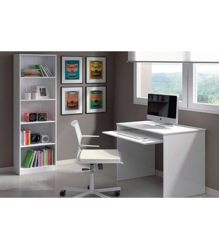 Estanter as de oficina liquidatodo estanter a i joy blanca for Estanterias oficina