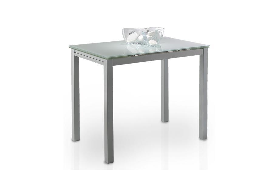 Mesas de cocina liquidatodo mesa de cocina extensible for Mesa de vidrio extensible