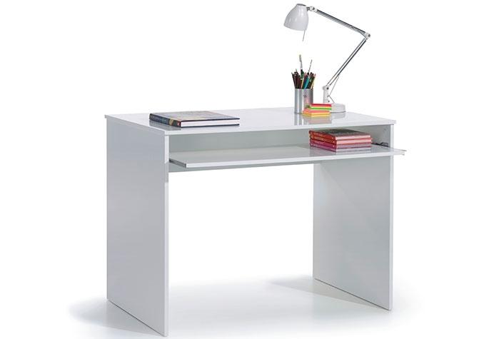 Mesas de oficina liquidatodo mesa ordenador i joy blanca for Mesas de ordenador alcampo