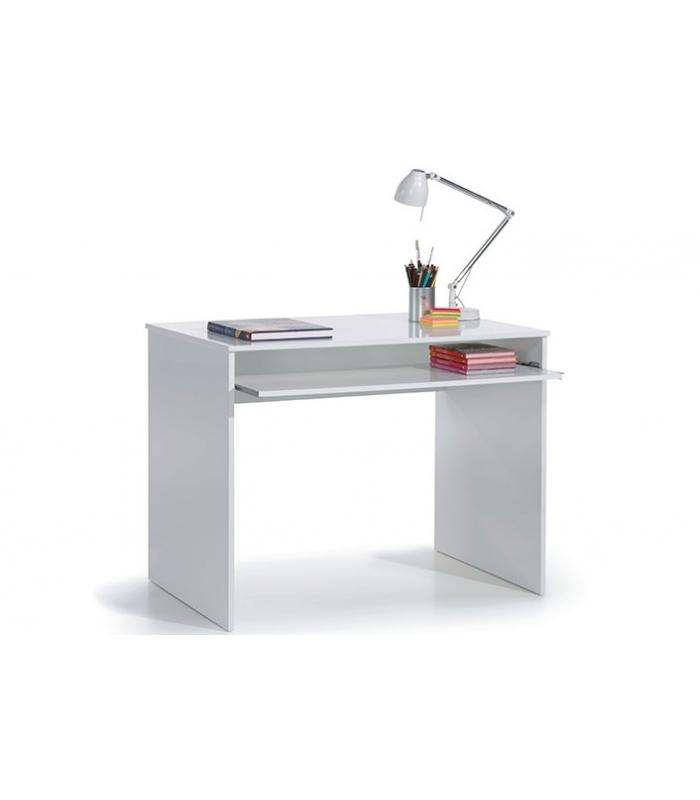 Mesas de oficina liquidatodo mesa ordenador i joy blanca for Mesa de ordenador blanca