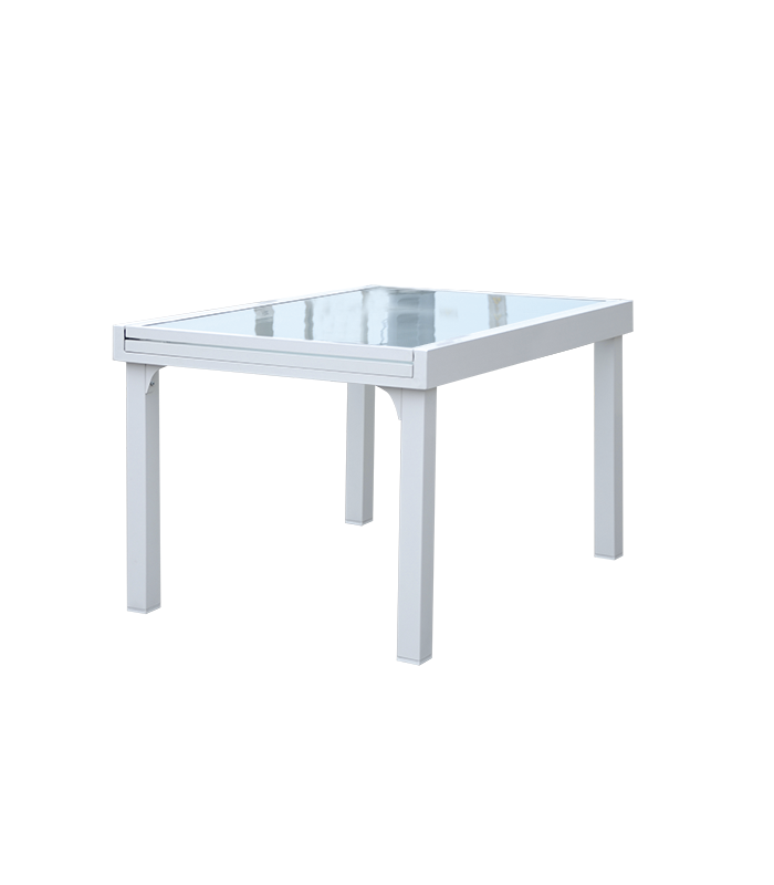 Mesas de jard n liquidatodo mesa extendible de jardin - Mesas de jardin de aluminio ...