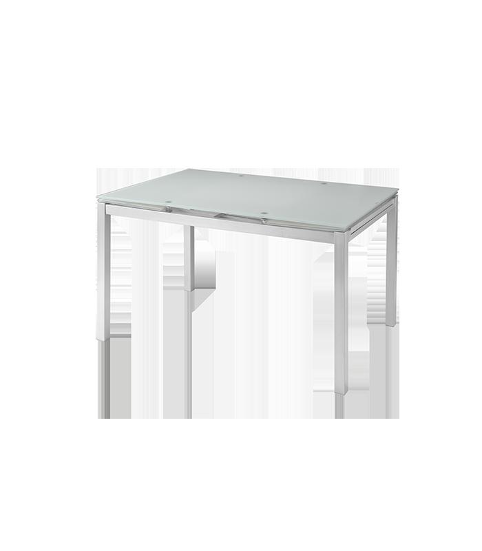Mesas de comedor liquidatodo mesa extensible con - Estructura metalica mesa ...