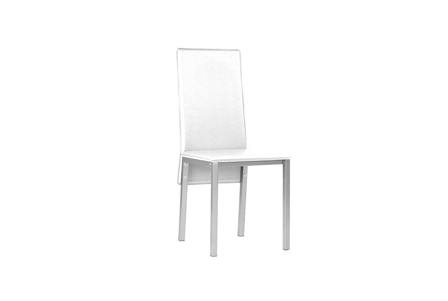 Sillas de cocina - Liquidatodo - Set de 4 sillas de cocina Blanco ...