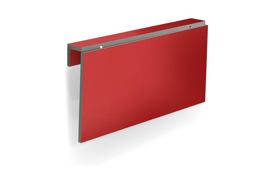 Mesas de cocina - Liquidatodo - Mesa de cocina abatible Rojo, grey ...