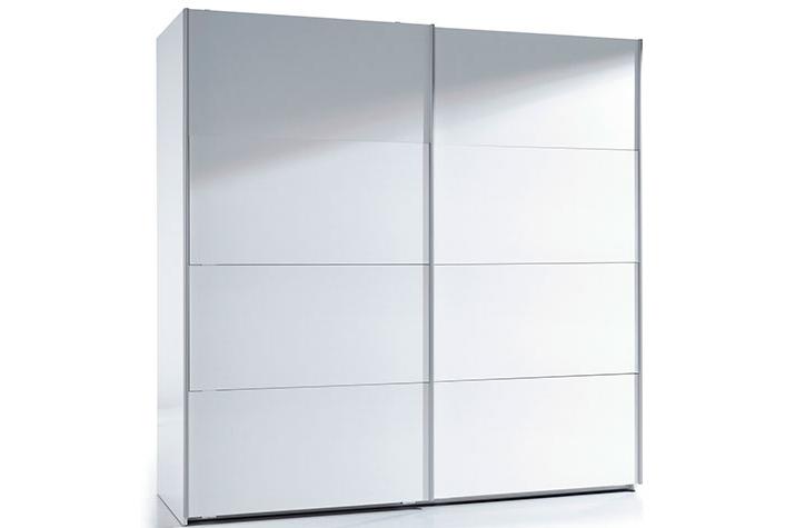 Armarios liquidatodo armario blanco 2 puertas - Puertas de armario correderas a medida ...