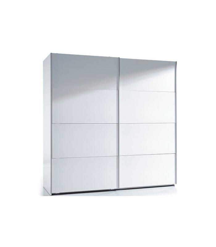 Armarios liquidatodo armario blanco 2 puertas - Armario blanco puertas correderas ...