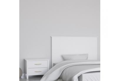 Cabecero cama de matrimonio de 172 cm en chapa melaminizada de alta calidad mix909