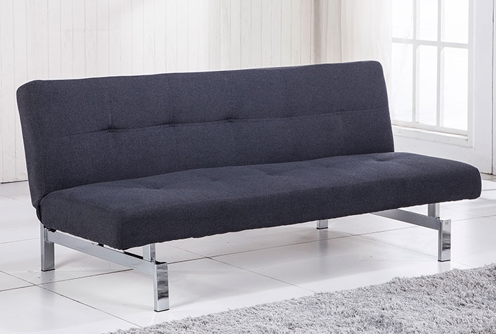 Sof s cama liquidatodo sof cama libro chic color marengo for Sofas economicos madrid