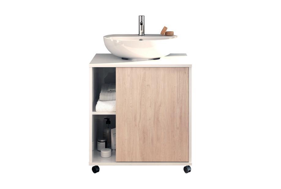 Muebles de ba o en oferta liquidatodo mueble bajo for Muebles de lavabo de 70 cm