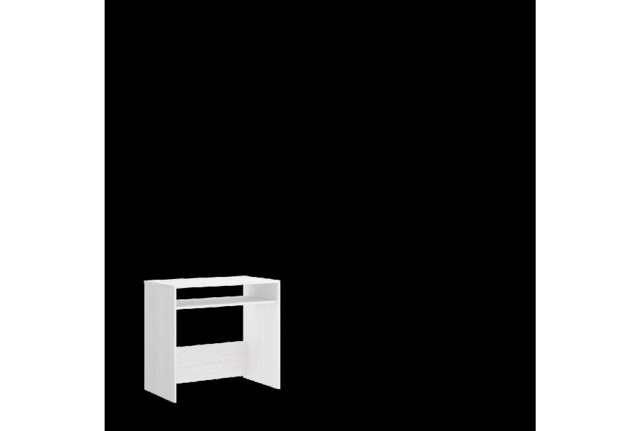 Mesa de estudio 79 cm color artic