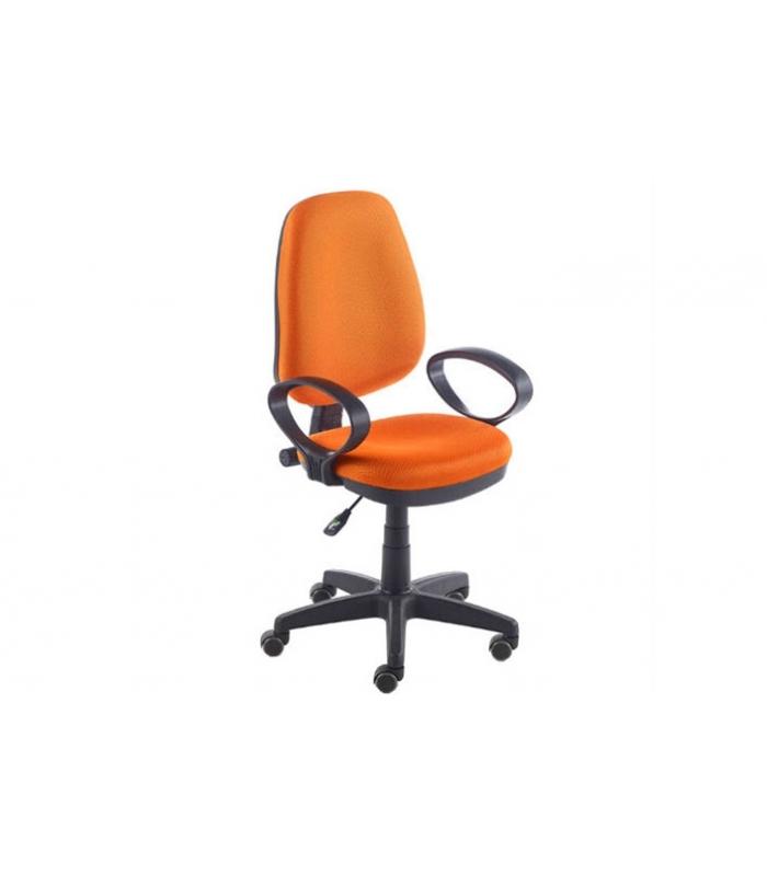 Sillas de oficina liquidatodo silla oficina con brazos for Silla de oficina deportiva