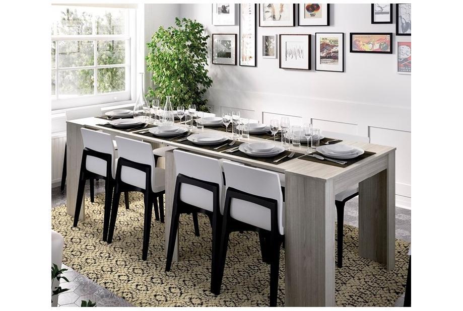 Mesas de comedor - Liquidatodo - Mesa consola extensible 90 cm color ...