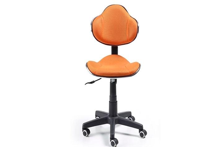 Silla estudio Bambola naranja