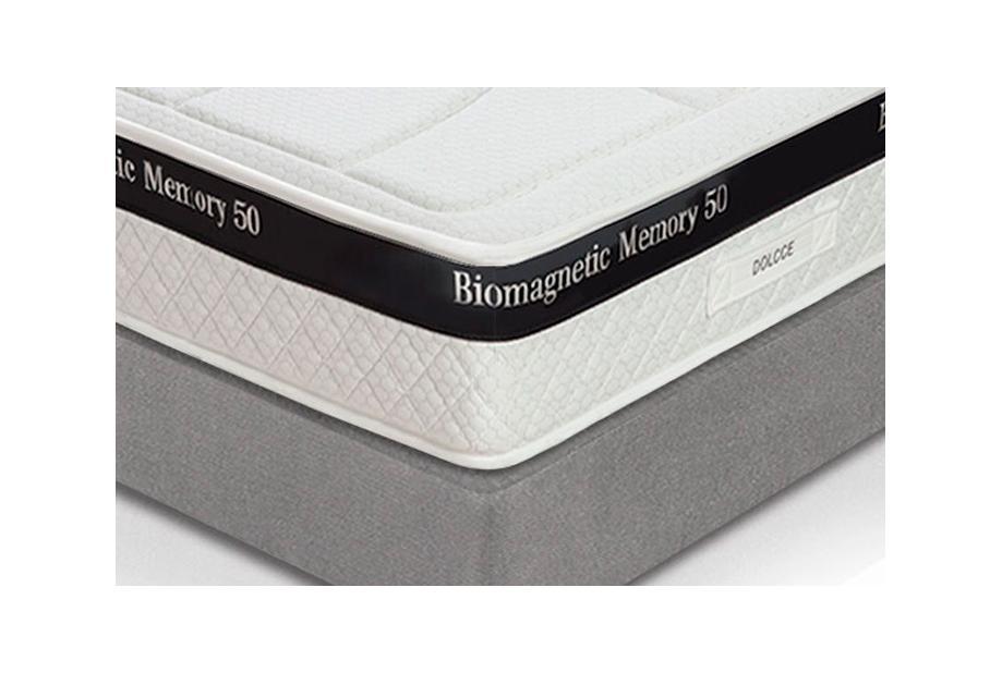 Colchón viscoelastico memory de 150 x 190 cm