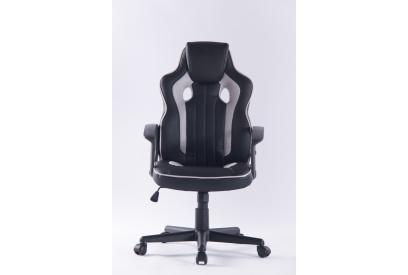 Silla gamer legend de altas prestaciones en negro y gris