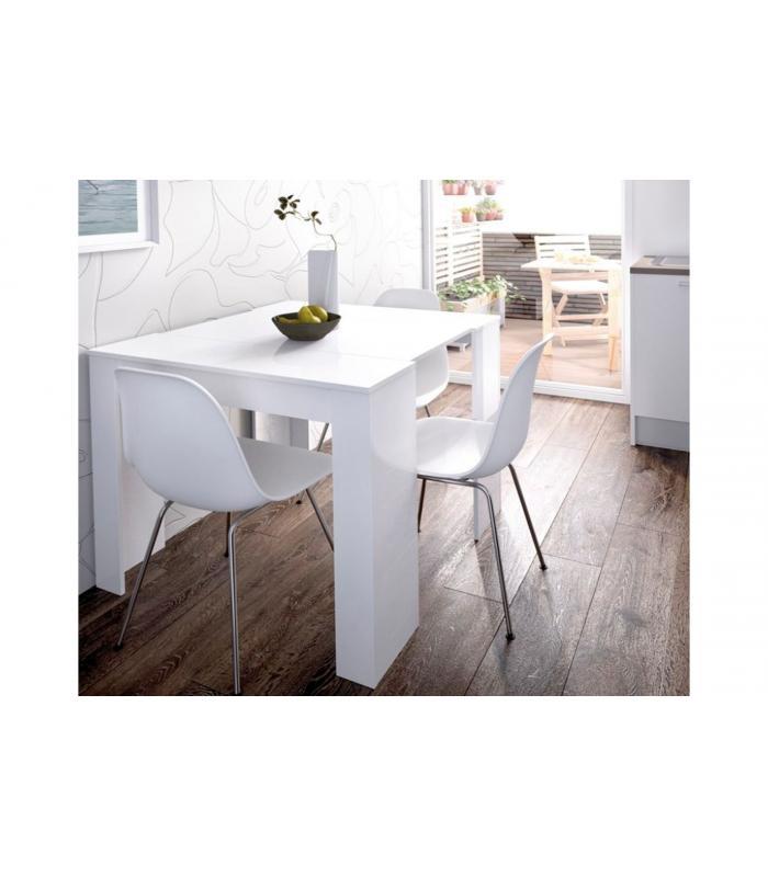Mesas de comedor liquidatodo mesa consola extensible moderna y barata de 51 cm a 239 cm en - Consola extensible barata ...