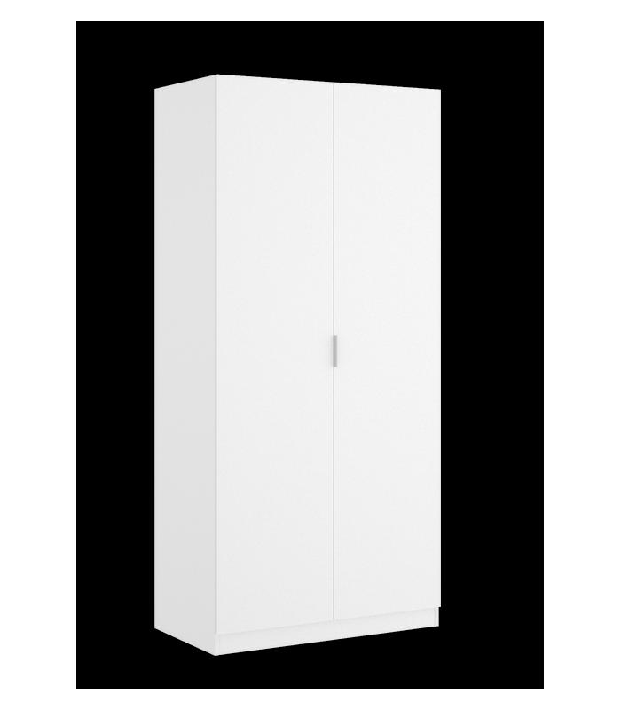 Armario Aereo Cozinha Planejado ~ Armarios Liquidatodo Armario de 2 puertas de 80 cm moderno y barato color blanco