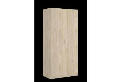 Armario de 2 puertas moderno y barato de 80 cm