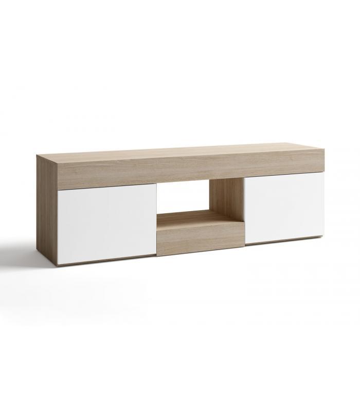 Muebles de tv liquidatodo mueble de televisi n moderno for Mueble para tv con puertas