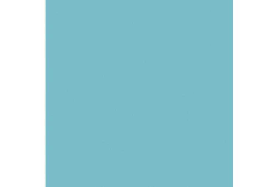 Litera moderna y barata de 196 cm en color blanco y turquesa