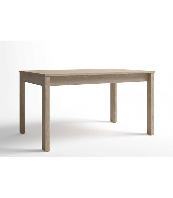 Mesas de comedor liquidatodo mesa extensible de for Mesa extensible moderna