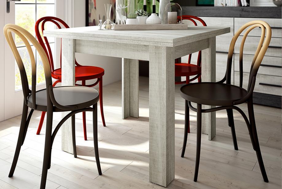 Mesas de comedor liquidatodo mesa de comedor for Mesa salon extensible