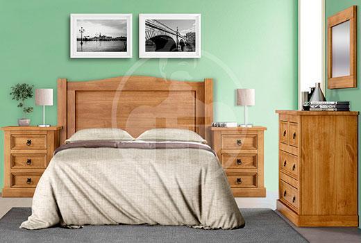 Dormitorios completos de matrimonio