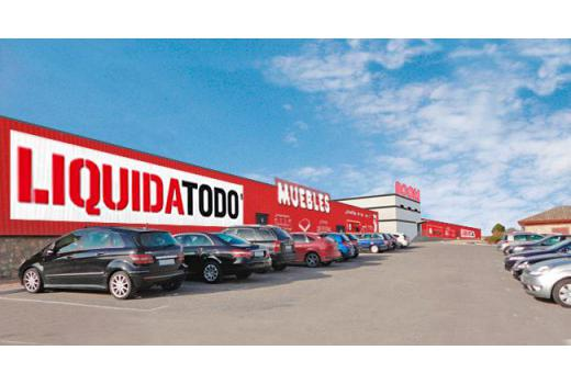Muebles LIQUIDATODO en Valladolid